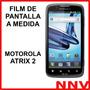 Film Protector De Pantalla Motorola Atrix 2 Nnv