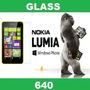 Film Glass Vidrio Templado Nokia Lumia 640 Liniers Ciudadela