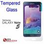 Film Vidrio Templado Samsung Galaxy Note 5 N920 Microcentro