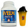Mix Protein 1 Kg Mervick Suero Lácteo Ovoalbúmina Egg Whey