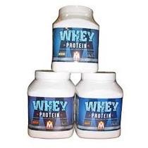Proteina De Suero! Mervick Whey Protein 1kg Suplemento + Dvd