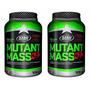 Mutant Mass N.o. 1.53 Kg. Star Nutrition Promo X 2 Unidades