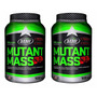 Mutant Mass N.o. 1.53 Kg. Star Nutrition Promo X 2 Unidades