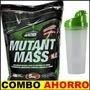 Mutant Mass Gainer 5 Kg Star Nutrition ( La Plata )