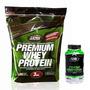 Premium Whey Protein 3 Kg + Creatina 300 Grs Star Nutrition