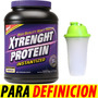 Proteina Xtrenght Protein Novedosa Proteina De Suero Dorum