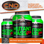 Mutant Mass, 1530grs (ganador De Peso, Gainner)