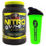 Nitro Whey 1kg Star Nutrition Proteina Creatina Beta Alanina
