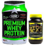 Premium Whey Protein 1 Kg + Mtor Bcaa 200 Grs Star Nutrition
