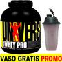 Proteina Ultra Whey Pro Universal 5lbs + Shaker Gratis Dorum