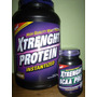 Xtrenght Bcaa Pro X120 Cap +xtrenght Protein 1 Kg Taurina