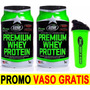 Premium Whey Protein X 2 Kg + Shaker Free ! Star Nutrition