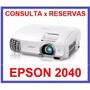 Proyector Epson 2000 3d Full Hd 1080p Oferta Con 2 Lentes 3d