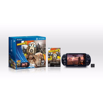 Sony Psvita Slim Ps Vita Borderlands 2 Con Memoria 8g