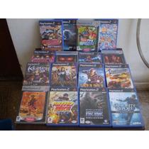 Juegos Ps 2 Lote 36 Juegos En Caja Con Manual