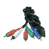 Cable Playstation (av Multi) A 5x Rca Componente, 1.8 Mts.