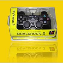 Joystick Ps2 Dual Shock Sony Analógico.liquidación!