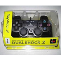 Joystick 100% Original Sony Playstation 2 Dualshock Ps2