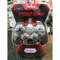 Joystick Analogico Para Ps2 Seisa Sj-804 Con Cable