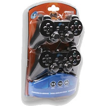 2 Joystick Ps2 Analógico Dualshock Vibración Cordoba E-shop