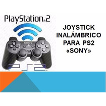 Joystick Playstation2 Inalámbrico Sony Ps2