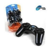 Joypad Noga Net Ng-3024 Para Ps2 Kit X2 Negros Depot Digital