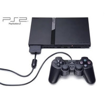 Ps2 Slim Chipeada En Caja Completa + Juegos Local Banfield