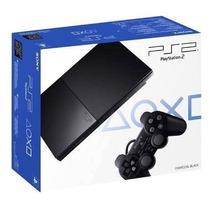 Playstation 2 + Guitarra + 2 Control + Memory 8mb + 10juegos