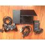 Playstation 2 Con 2 Joysticks 20 Juegos Impecable Estado