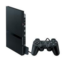 Playstation 2 Slim Chipeada Completa + Accesorios En Caja