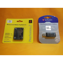 Pendrive 32gb Con10jue.+ Memory Flasheada Para Consolas Ps2
