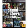 Gta 5 V Ps3 Digital Grand Theft Auto V Oferta !!!