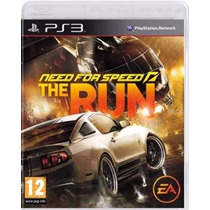 Juegos Ps3 - Need For Speed The Run - Edicion Limitada Nuevo