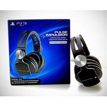 Auricular Pulse Sony Headset Wireless Elite Sellado Ps3 Ps4