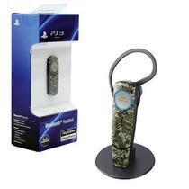 Headset Auricular Inalambrico Ps3 Bluetooth Original Para 3