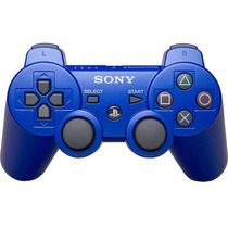 Sony Dual Shock 3 Joystick Ps3 En Blister Sellado Original