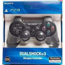 Joystick Playstation3 Inalámbrico Sony Dualshock3 Original