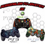 Skins Personalizados Para Joysticks De Ps2, Ps3 Y Xbox 360