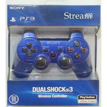 Joystick Ps3 Color Nuevo En Blister