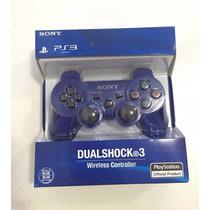 Joystick Ps3 Play Station 3- Dualshock 3 Inalambrico Rosario