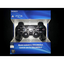 Sony Joystick Ps3 Dualshock3 Original Blister.!!!