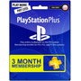 Psn Plus Card 3 Meses Ps3 Ps4 Vita Envio En El Momento