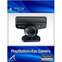 Camara Sony Ps3 Eye Camera Blister Sellado Original En Stock