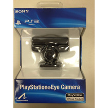 Ps3 Camara Eye Sony Nueva En Caja Sellada Mercadoenvios