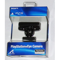 Ps3 Camara Move Eye Sony Original Sellado En Blister Local