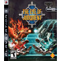 The Eye Of Judgment Ps3 Juego+cámara Ps3+base+cartas