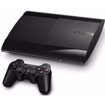 Sony Playstation 3 500gb Ultraslim 12 Cuotas S/interes