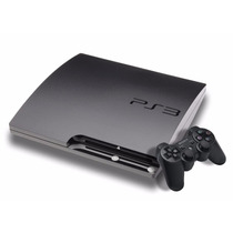 Playstation 3 + 2 Joystick 12 Cuotas S/ Interes Zona Sur