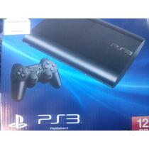 Consola Sony Playstation 3 12gb Nuevas!!!