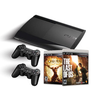 Consola Ps3 Sony 500gb God Of War 3 The Last Of Us Dual S